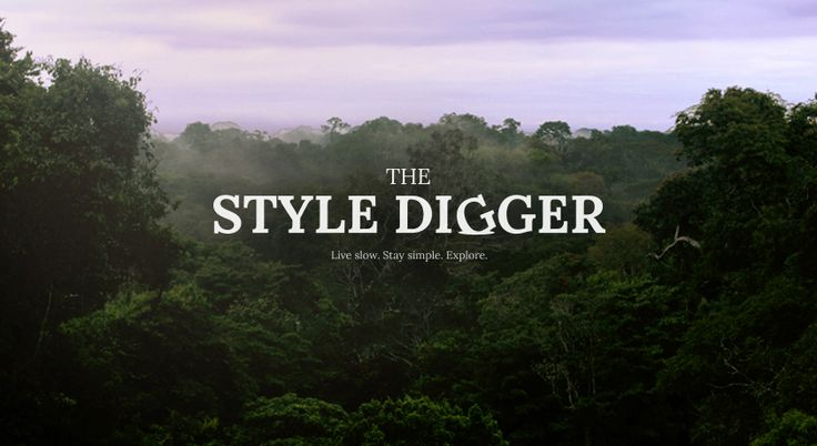 Style Digger by Mujsho