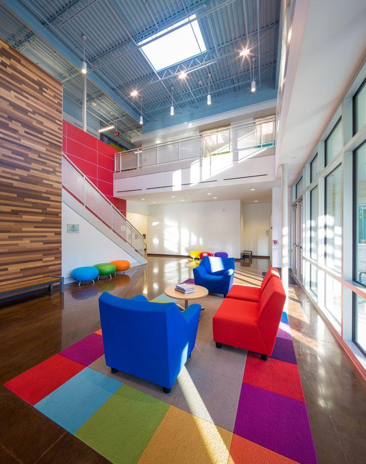 Foyer Area News : Best school entrance ideas on pinterest