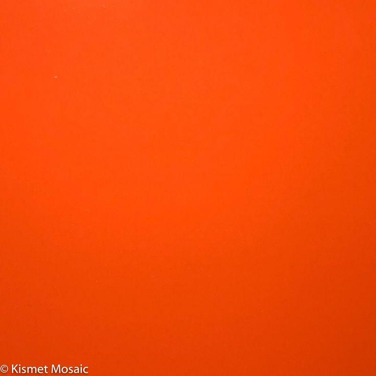 Orange Orange - Royal Mosa Tile