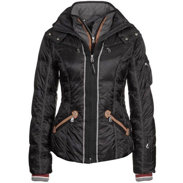 Bogner KIKI Ski jacket ($1,265) ❤ liked on Polyvore featuring outerwear…