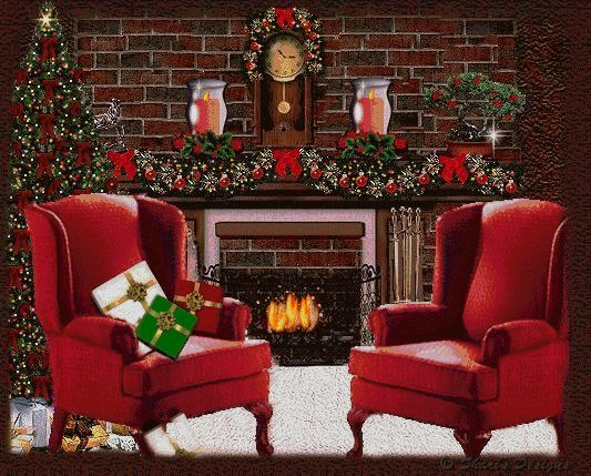 images of animated fireplaces | PicGifs.com - Free Graphics and Animated Gifs Gif Images