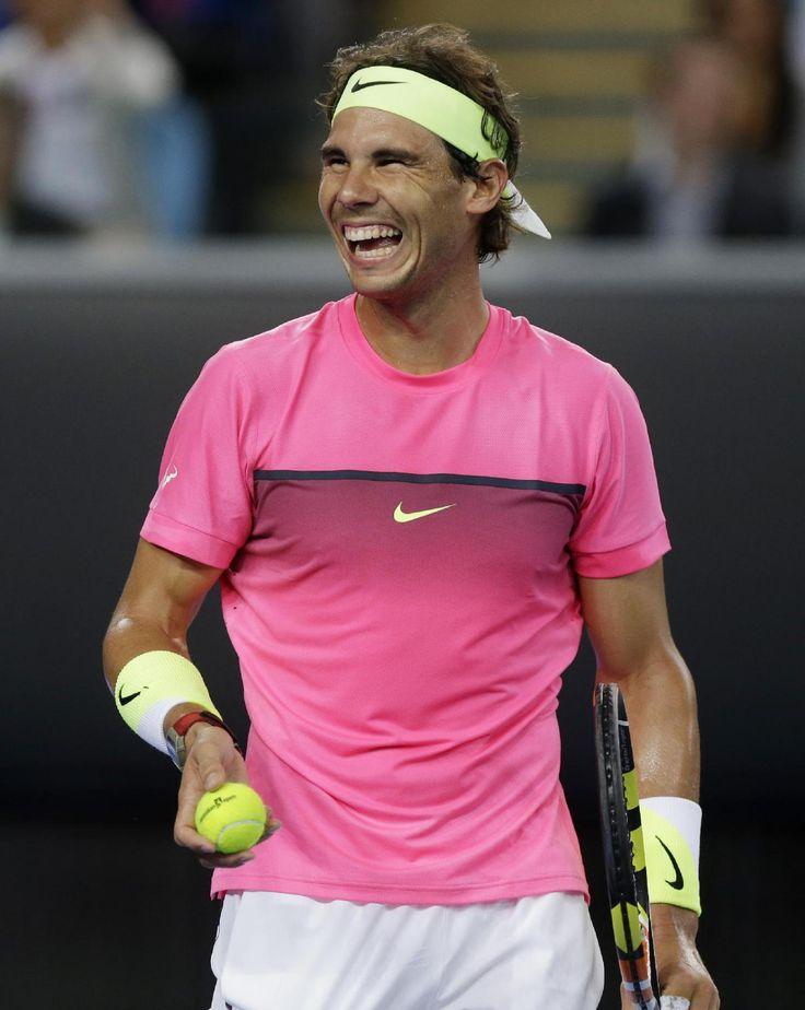FAST4 tennis: Rafael Nadal defeats Mark Philippoussis, Omar Jasika and Fernando Verdasco in Melbourne   Rafael Nadal Fans