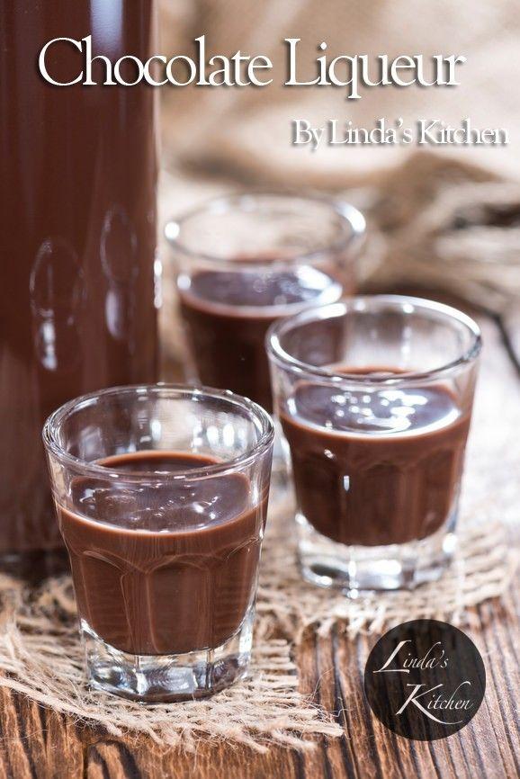 Homemade Chocolate Liqueur                                                                                                                                                                                 More