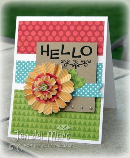 love this card idea!
