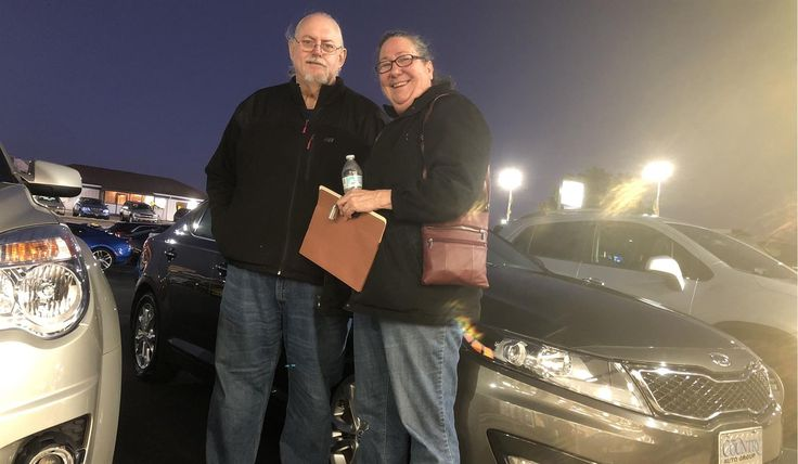 Melissa and Paul, we hope you enjoy your new 2012 KIA OPTIMA.  Congratulations and best wishes from Kunes Country Chevrolet Cadillac of Delavan and JOHNNY FERNANDEZ.