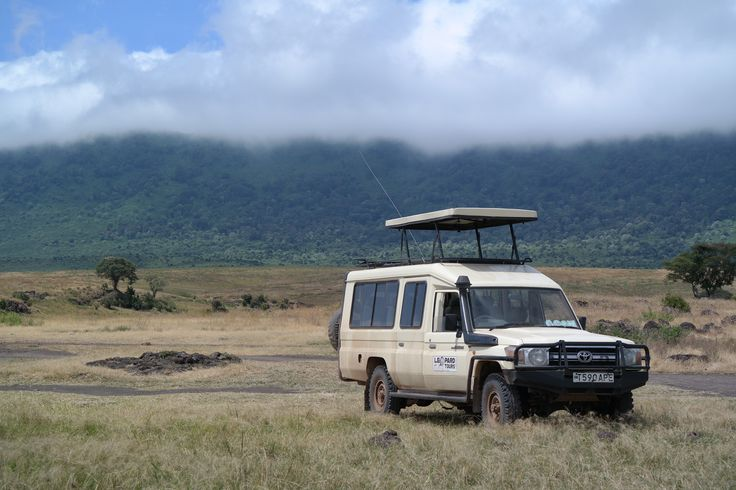 Ngorongoro Crater, Tanzania (2014)