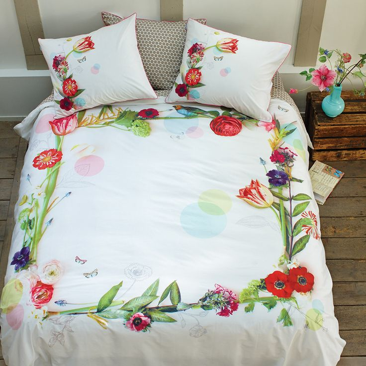 Discover the Pip Studio Seize The Day Duvet Set - Double at Amara