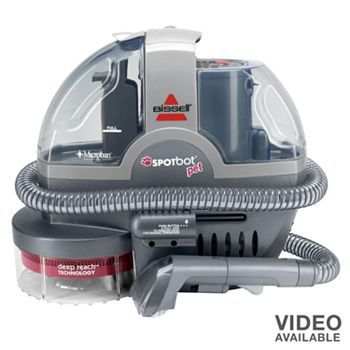 Bissell Spot Bot Pet Portable Carpet Cleaner