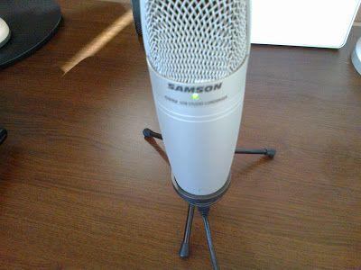 CALINBEHTUK: Prezentare Samson C01U