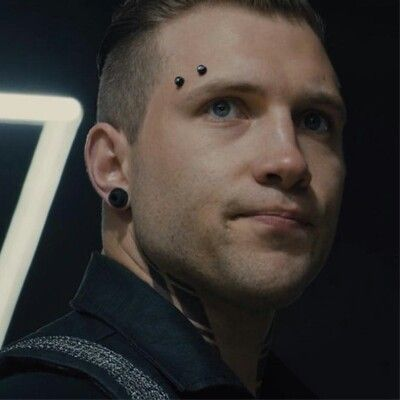 Divergent - Eric
