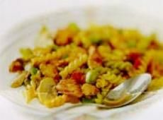 Tricolore #recepten #pasta