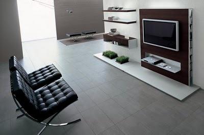 Modernos Muebles Italianos de pared y unidades de Televisión : Decorando Mejor