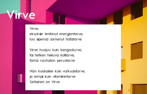 Täällä meistä jokaisesta on runo: oletruno.fi