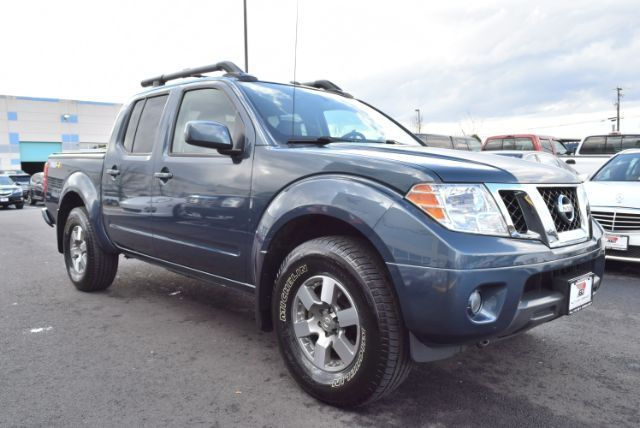 fully optioned 2013 Nissan Frontier PRO 4X Crew Cab