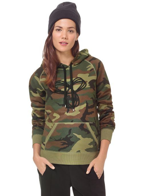 TNA Baltic Hoodie, now available at Aritzia.com. #camo