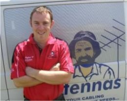 """Hi Iam Martin Thacker and I am your local TV antenna installer in the Valley View and surrounding areas.  I was also runner up in 2011 for Jims Antennas National Franchisee of the year.   I specialises in New TV Antennas, Digital TV Upgrades, Extra TV, Phone and Data Points, Plasma,LED,LCD TV Installations and wall mounting, Home Theatre Installations and Setups.  My service Ethos is """"do it right the first time, there are no short cuts"""""""