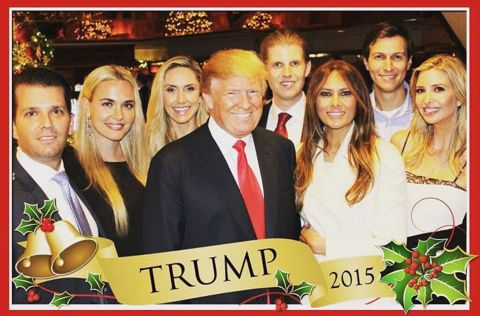Trump Family Photos - Instagram Pictures of Donald Trump's Family