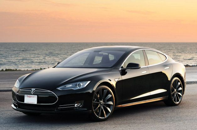 Musk says Tesla 'definitely' won't recall Model S