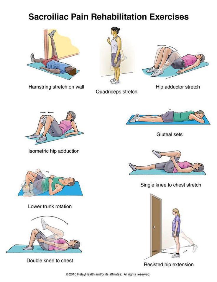 Arc Back Pain Exercises Pdf 2019