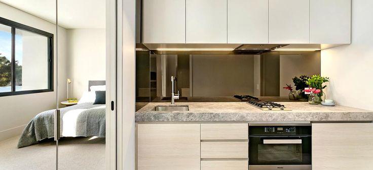 casa residences kitchen bedroom sydney apartments