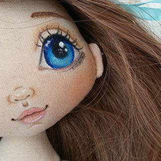 VikTORRYa. Dollmaker. @torrytoys Instagram profile - Pikore