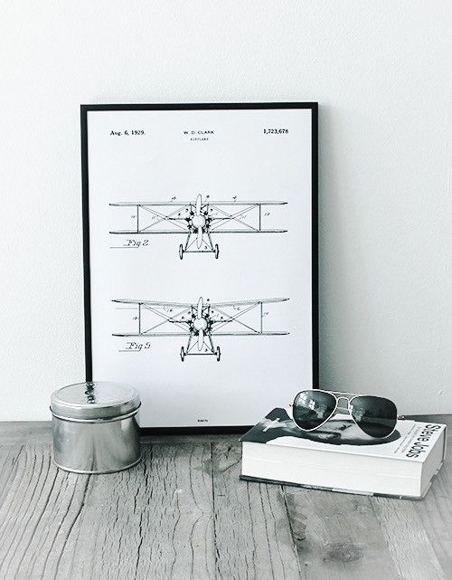 Airplane - Available at  www.bomedo.com