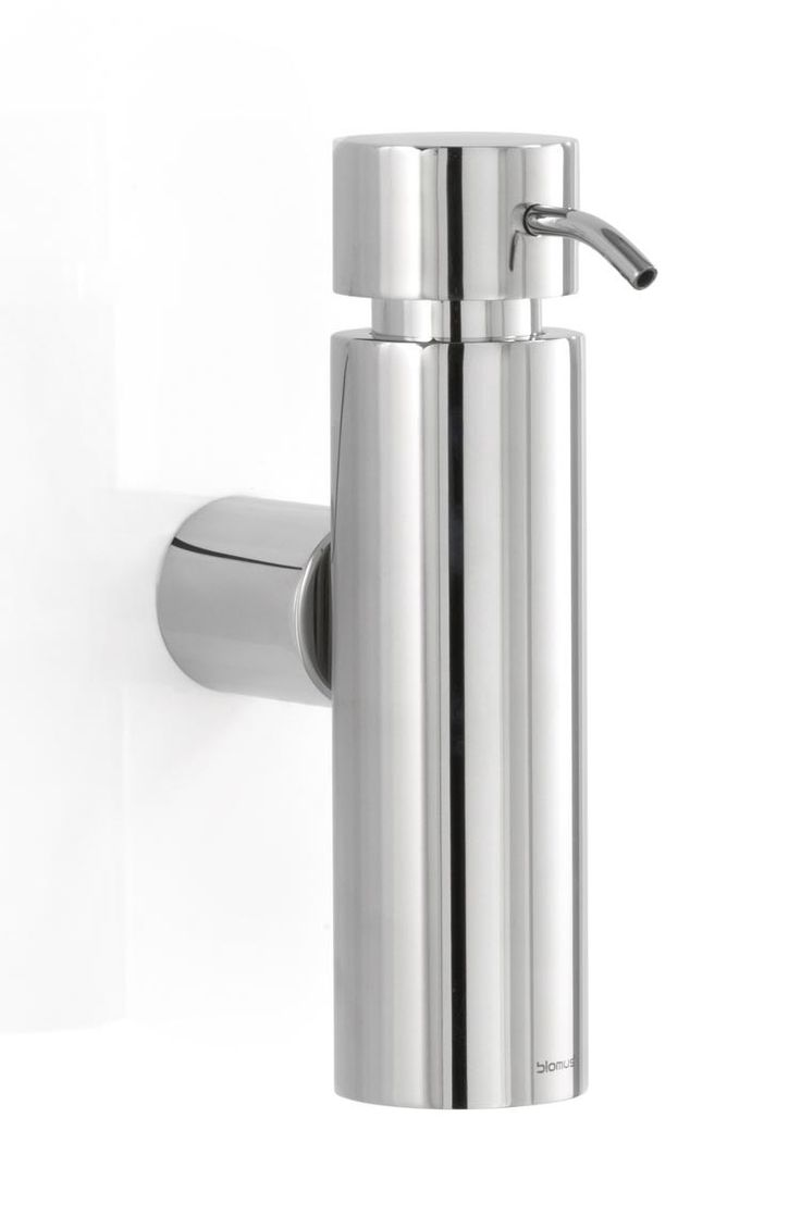 best bath images on pinterest  soap dispenser bathroom  - duo polished wall mounted soap dispenser