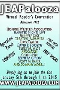 Check out our on line horror sci fi and fantasy convention.