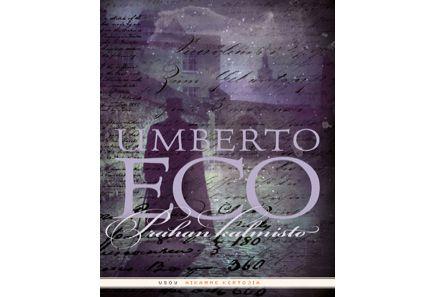 Prahan kalmisto on Umberto Econ uusin romaani, joka perustuu todellisiin 1800-luvun tapahtumiin.