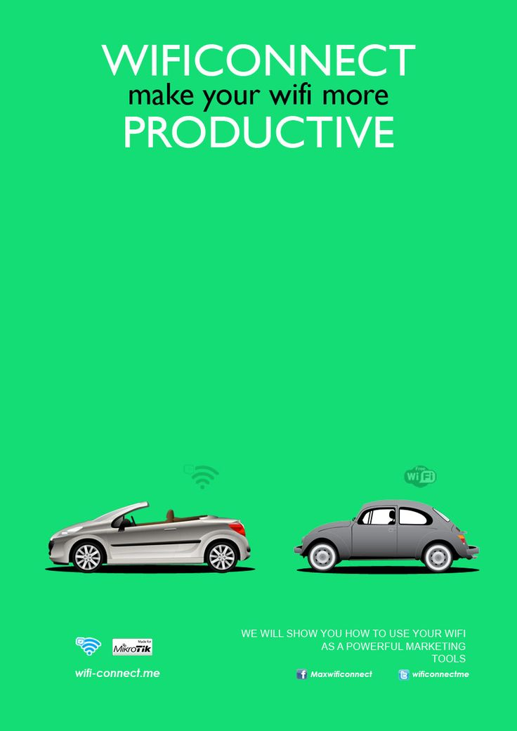 Using an #vintage car is fun, but using an old #technology is not good for company. Call us #wificonnect to start turning your #wifi into new #evolution. Greatest and Cheapest #digital #marketingtools around