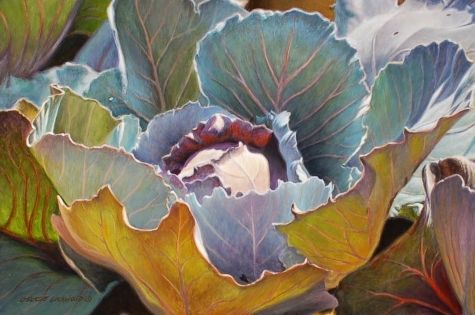 Sunstruck 10x15 -- George Lockwood