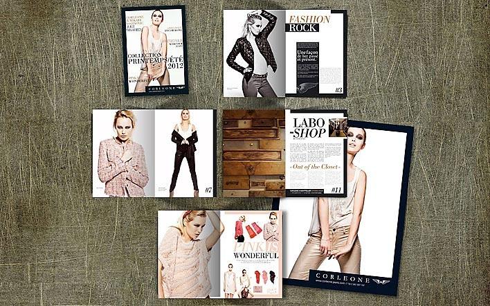 Corléone, consumer mag 2012