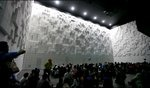 2012 Yeosu EXPO HYUNDAI MOTOR GROUP - Moving wall