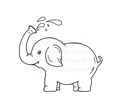 A Creative Need  Baby Elephant Preview