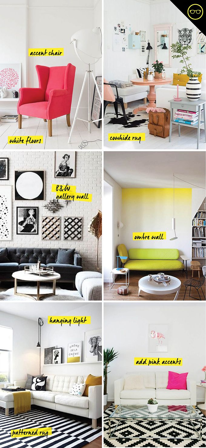 INSPIRATION   Sitting Area Makeover