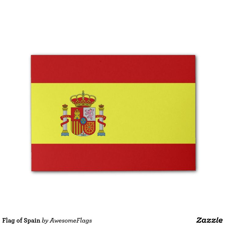Flag of Spain Post-it® Notes