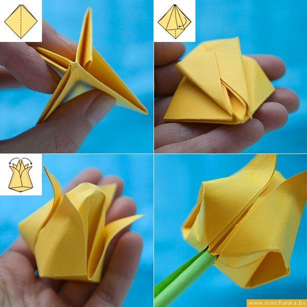 Flor Origami Facil Best Como Hacer De Animales Flores Y Otros