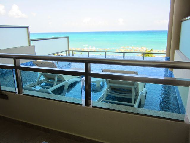 Generations Riviera Maya - Infinity Pool Suites, love it!