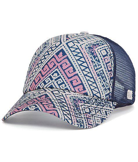 Billabong Bloom On Trucker Hat
