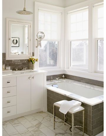 Small Bathrooms House Beautiful 270 best bathrooms & powder rooms & dressing areas images on