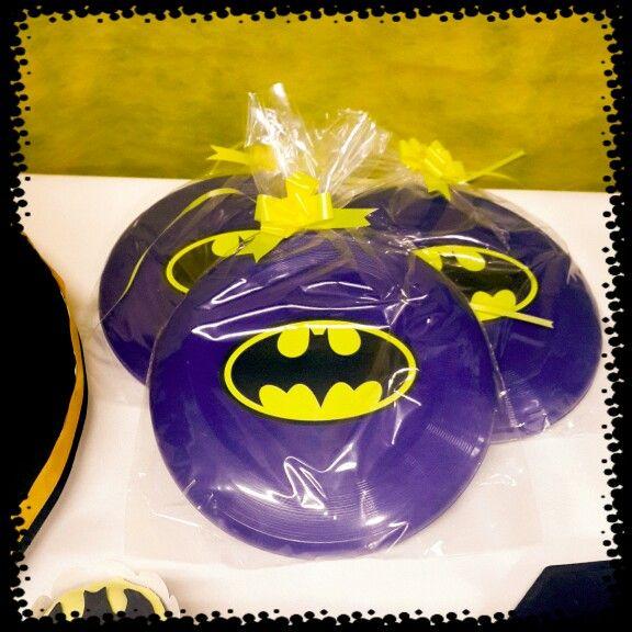 Souvenir  freesbie batman