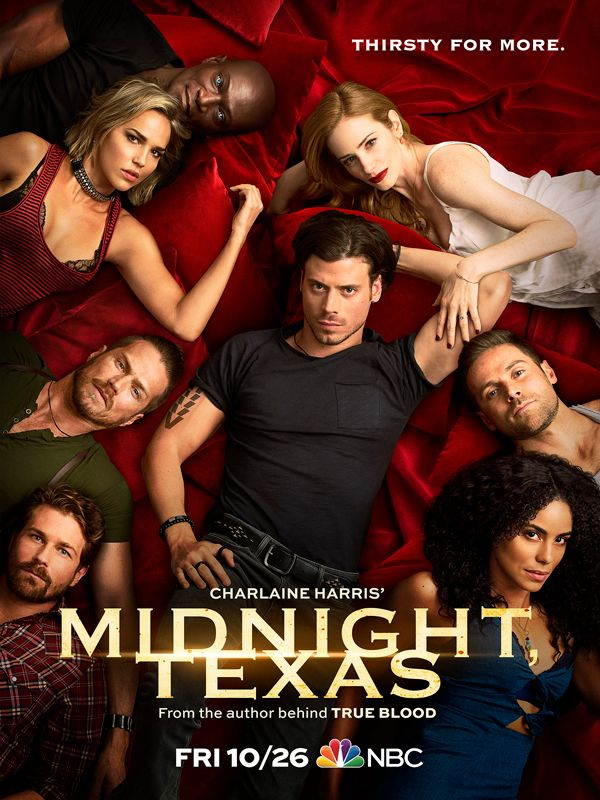 Midnight Texas Unveils Sultry Season 2 Poster But Where S
