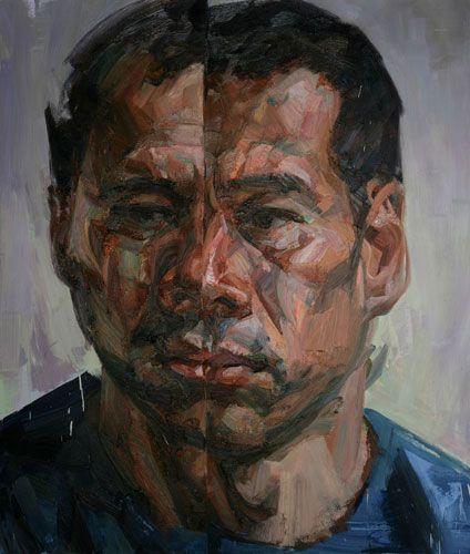 Tai-Shan Schierenberg - Self Portrait as a Lunatic