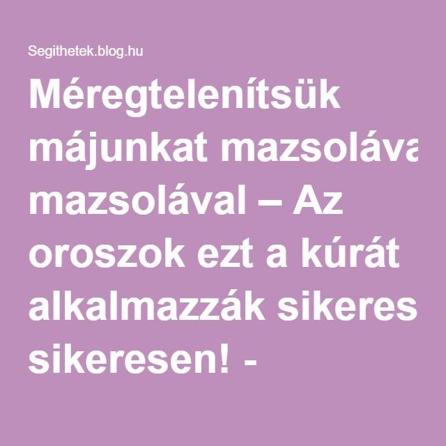 Méregtelenítsük májunkat mazsolával – Az oroszok ezt a kúrát alkalmazzák sikeresen! - Segithetek.blog.hu