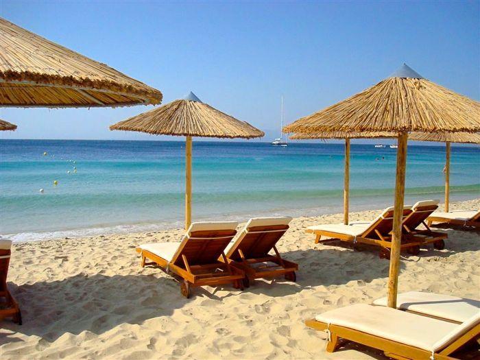 Koukounaries beach-Skiathos island