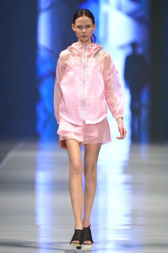 F/W 2013 / 2014, Catwalk. 8. Fashion Week Poland,  fot. Przemek Stoppa  #rochala #fashionweek #poland #fall2013 #winter2013 #fw13 #aw13  #fashioninspirations #trends #fashiondesigners #polishfashiondesigners #fashion  #fashionweekpoland #pink