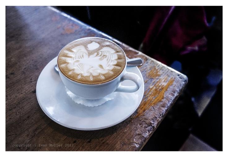 Cafe Relax, Kalk Bay near Cape town