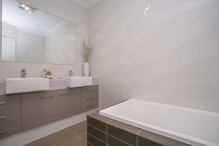 New Main Bathroom with New Bath...After Renovation