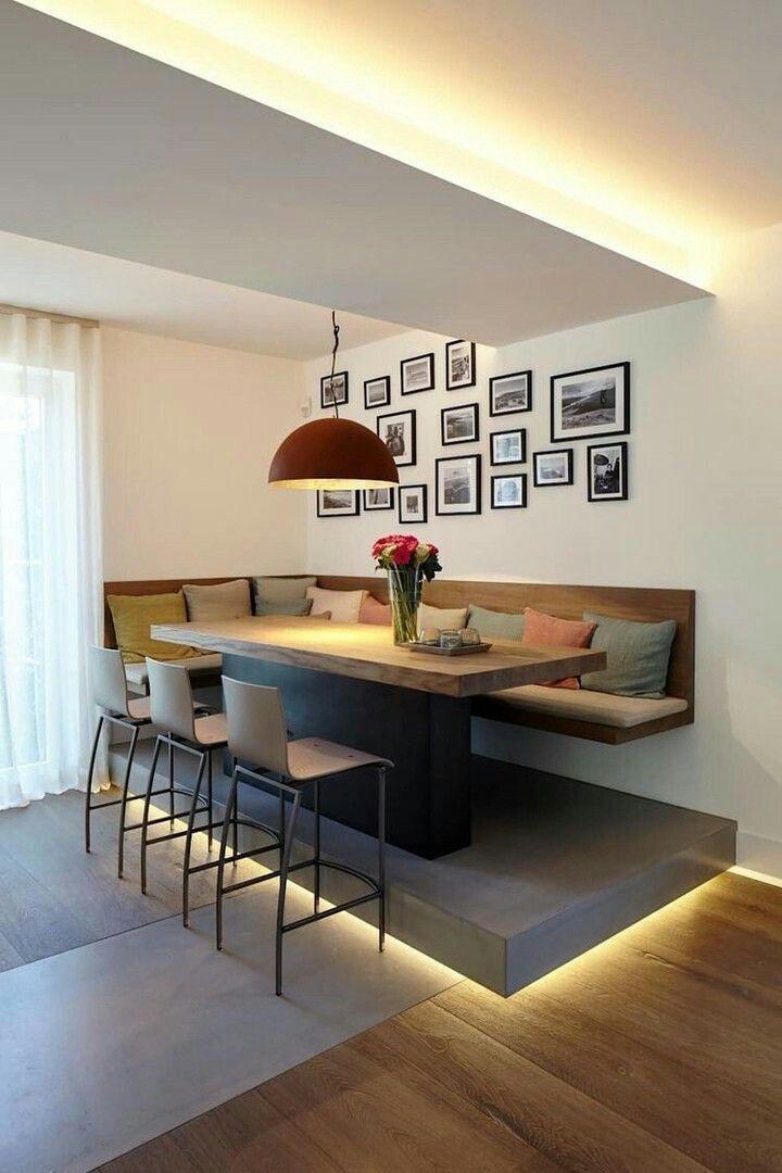 Pin By Camila Oliveira On Beri I Delaj House Interior Dining Room Design Home Decor Kitchen