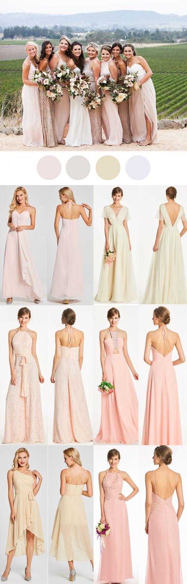 Ideas about pink wedding  #bridesmaiddress #weddingdress #bridal